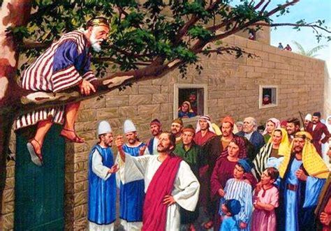 imagenes de jesus en casa de zaqueo meditaci 243 nes zaqueo temas y devocionales cristianos