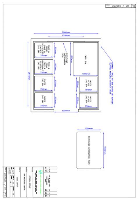 layout bin waste planning guidance bathnes