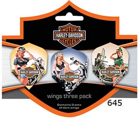 Kaos Fangkeh Since 1903 Biker Motorcycle Pin Up harley davidson darts flights