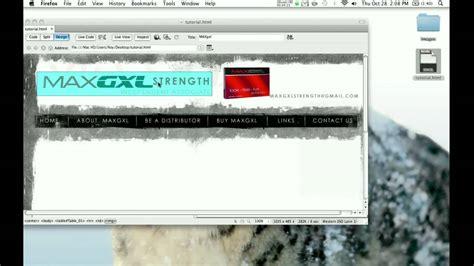 tutorial website dreamweaver cs5 dreamweaver cs5 tutorial how to make a website using
