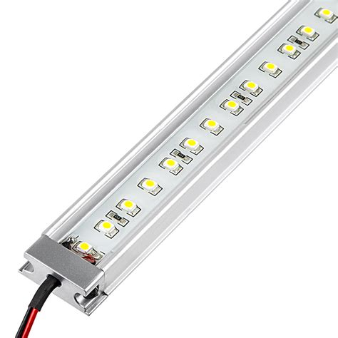 led light waterproof waterproof linear led light bar fixture 390 lumens