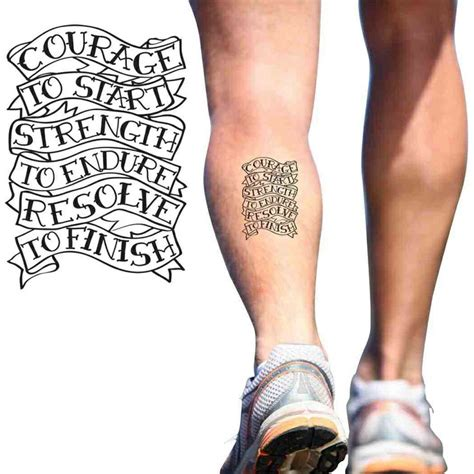 runner tattoo all things tattoo d pinterest