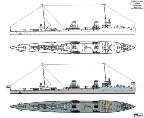 tow boat design austro hungarian navy non capital ship designs
