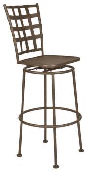 Bistro Stools Bistro Casa Armless Swivel Bar Stool Eclectic Outdoor