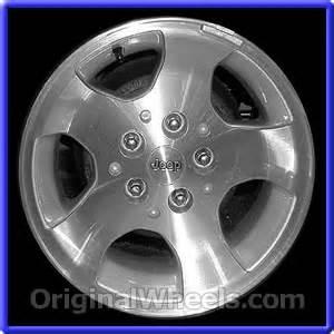 2000 jeep wrangler rims 2000 jeep wrangler wheels at