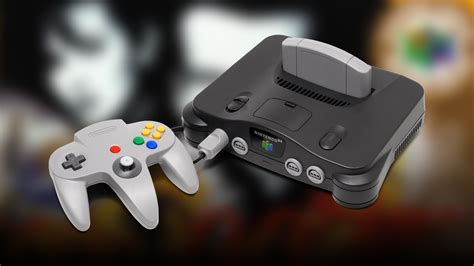 console nintendo 64 the nintendo 64 the console that launched a revolution
