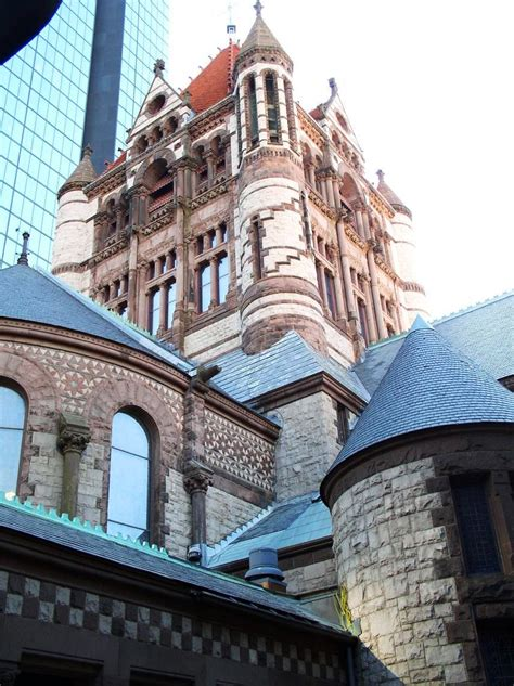 richardson architect romanesque revival architectural styles of america and