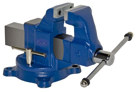 craftsman 6 in bench vise 6 inch bench vise hold your project steady with sears