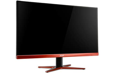 Monitor Acer Review Acer Xg270hu Freesync Monitor Monitors Hexus Net