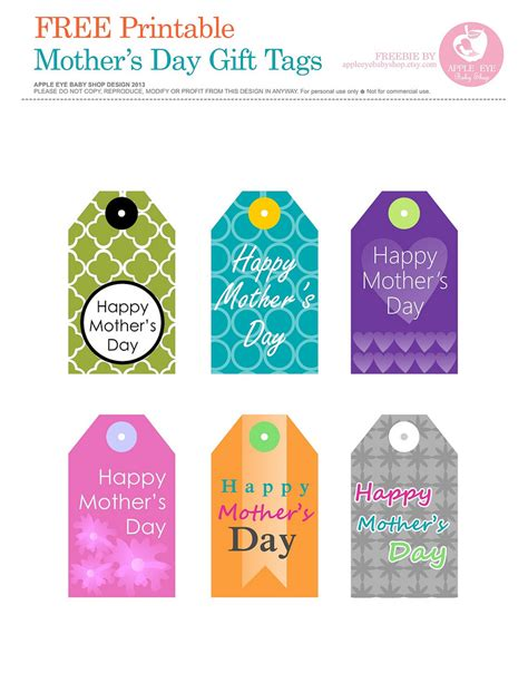 s day tags printable free printable s day gift tags by apple eye baby