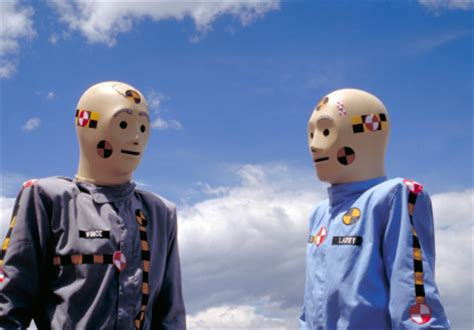 Car Types For Dummies by Crash Test Dummies Go To The Smithsonian