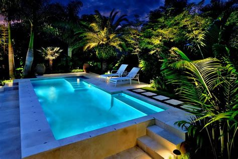 landscaping ideas   ground swimming pool home