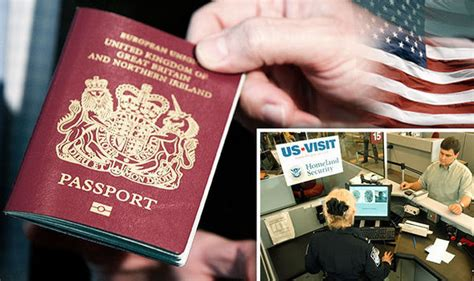 integrated circuit chip passport brits to be denied entry to us despite carrying valid passports travel news travel express