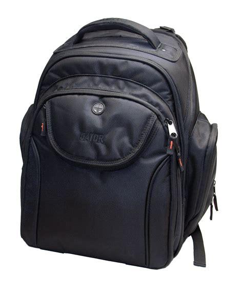 rugged backpack gator cases g club bakpak sm rugged construction travelling dj backpack gat12 g club