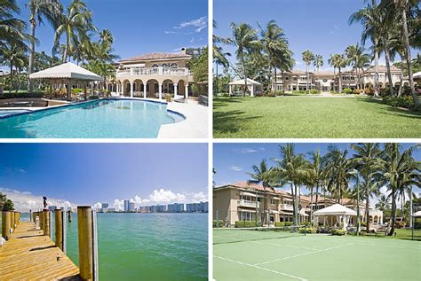 shaqs house shaquille o neals star island house digsdigs