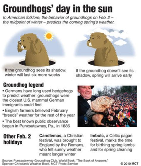 groundhog day meaning origin some shadowy on groundhog day community forum