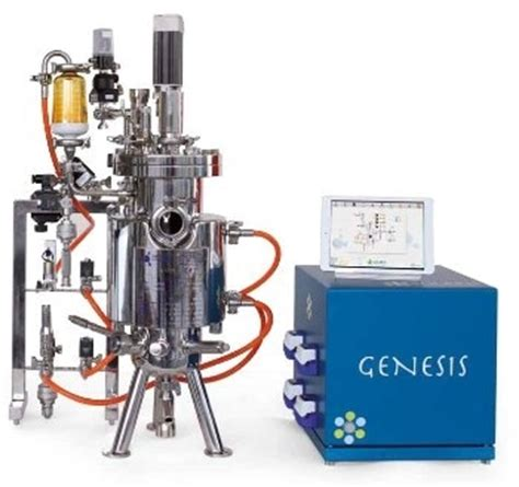 bench top fermenter genesis benchtop fermenter bioreactor from solaris biotechnology get quote rfq