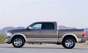 2010 Dodge Ram 1500 Car And Driver