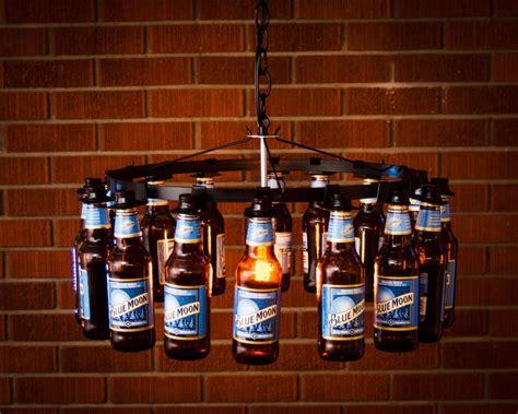 beer home decor beer bottle chandelier beer rack light lighting beer decor pendant style ebay