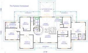 australian homestead floor plans open floor plan ranch style homes valine