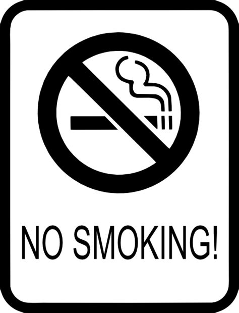 no smoking sign vector png no smoking clipart i2clipart royalty free public