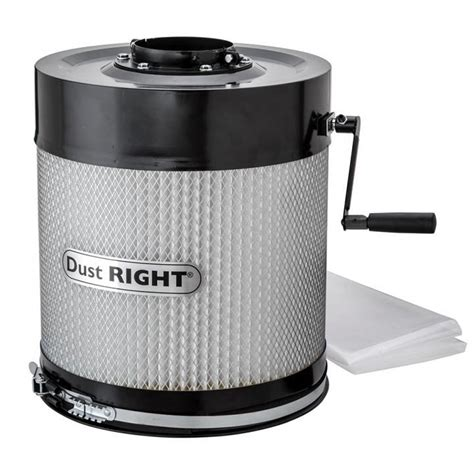 Small Barn Plans by Dust Right 174 Canister Filter For Wall Mount Dust Collector