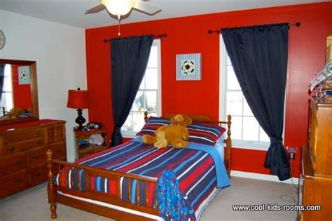 sports themed bedroom ideas sports themed room