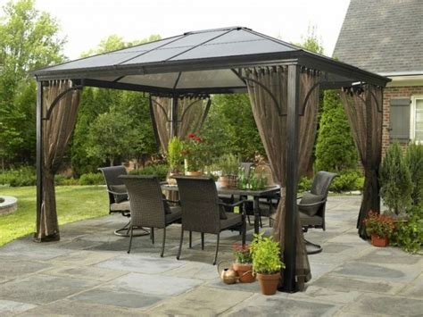 10 215 12 gazebo at big lots somerset gazebo ideas for small
