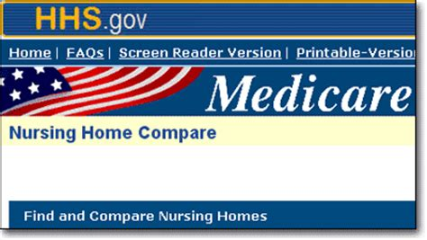 nursing homes compare website adds valuable consumer