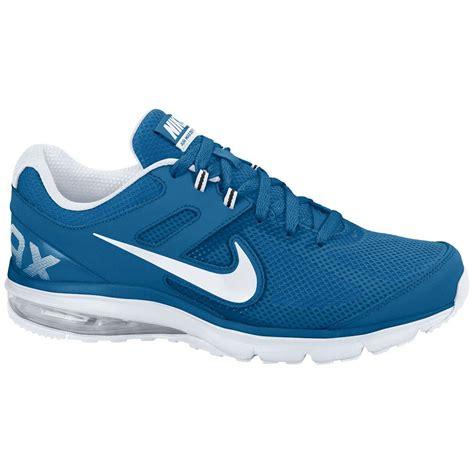 mens air max running shoes nike mens air max defy running shoes blue