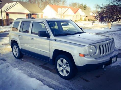 Jeep Extended Warranty Sell Used 2011 Jeep Patriot Latitude Sport Utility