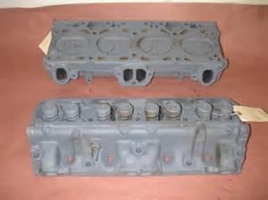 301 Pontiac Engine Pontiac 301 V8 Engine Cylinder Heads Ebay