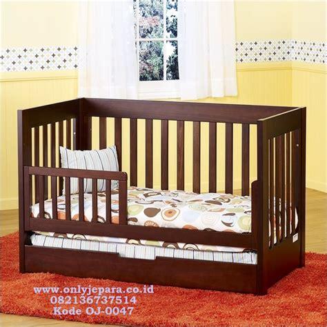 Tempat Tidur Bayi Paling Murah tempat tidur bayi murah kayu minimalis box bayi kayu