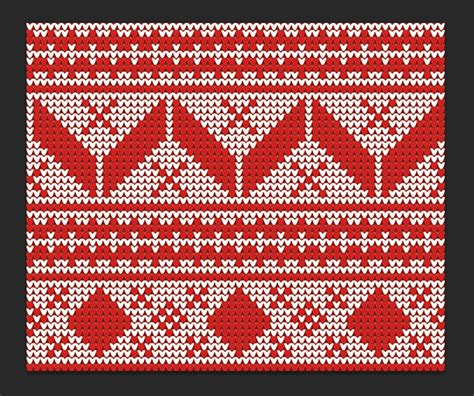 knit pattern photoshop brushes 4 free seamless knitted christmas jumper patterns