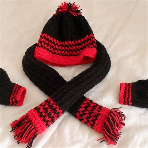 scarves hats and gloves gloves