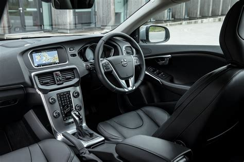 volvo hatchback interior volvo v40 d2 r design nav plus hatchback review car