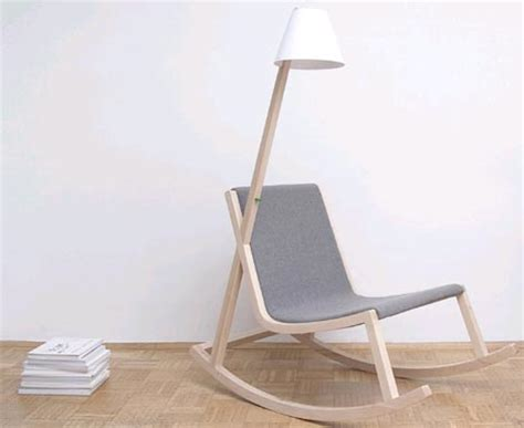 Rocking Chair Design by Wooden Rocking Chair Rocker Powered Led L Design