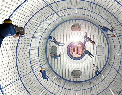 0 gravity room zero gravity sports are to reality technology science space space nbc news