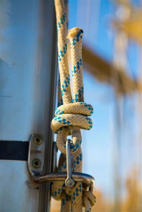 nudo en ocho nudo de ocho corredizo como hacer nudos marineros paso a paso