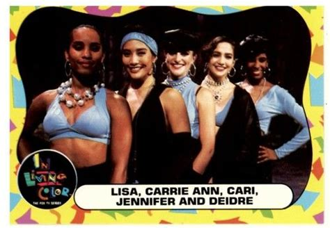 carrie inaba in living color original fly living color yes carrie inaba