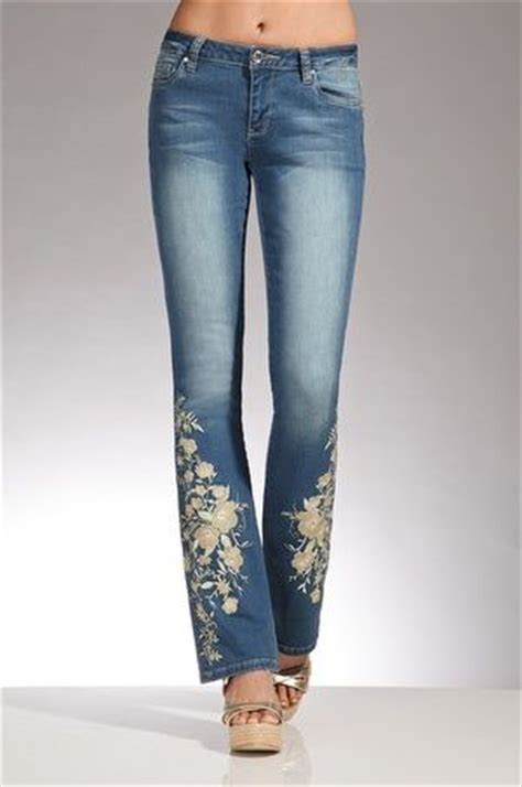 Flower Embroidered Denim Shirt Sm 16558 1000 images about embroidery on embroidered