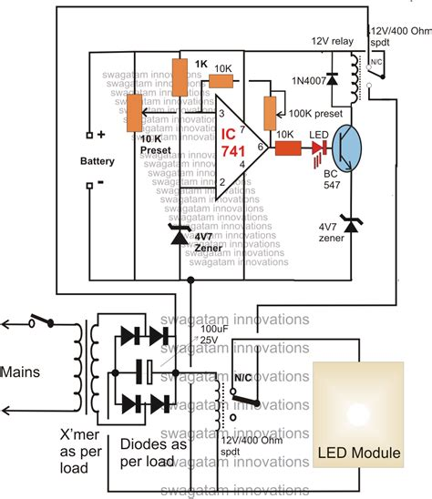 three lead led wiring diagram 28 images www