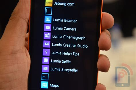 lumia app microsoft lumia 535 on photo gallery 187 phone radar
