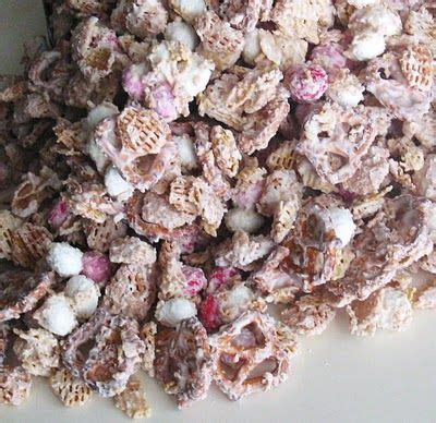 how to color almond bark s day trash crispix cereal colors