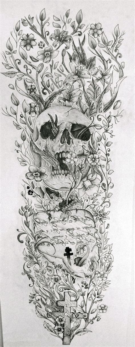 detailed sleeve tattoo designs sleeve designs free cool tattoos bonbaden