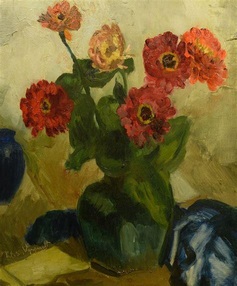 bloemen overtoom amsterdam stilleven met bloemen artiquair