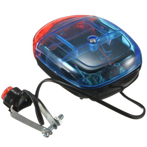 Bell Bicycle Lights by Cycling Bicycle Bike Warning Light Led Electronic Horn