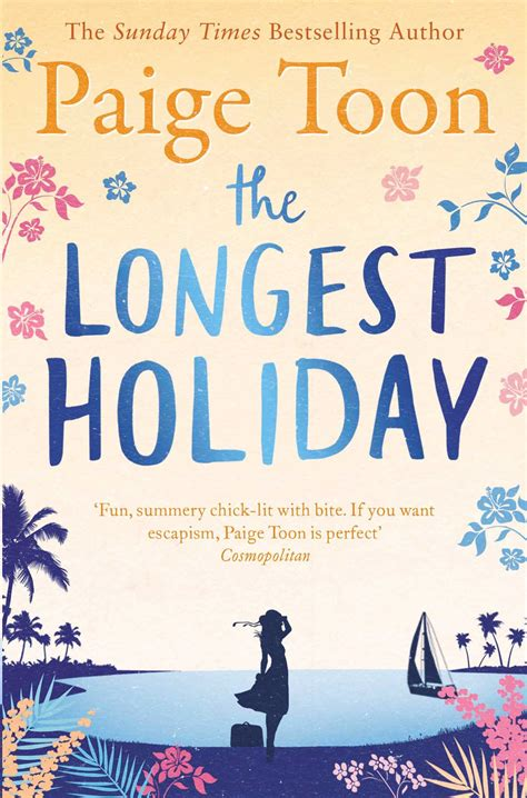 paige toon the longest holiday book by paige toon official