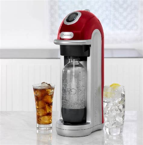 product review sodastream home soda maker breaking