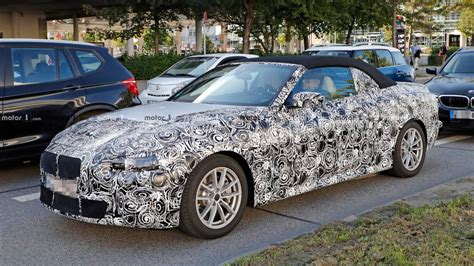 bmw new 4 series 2020 bmw 4 series convertible spied up and personal